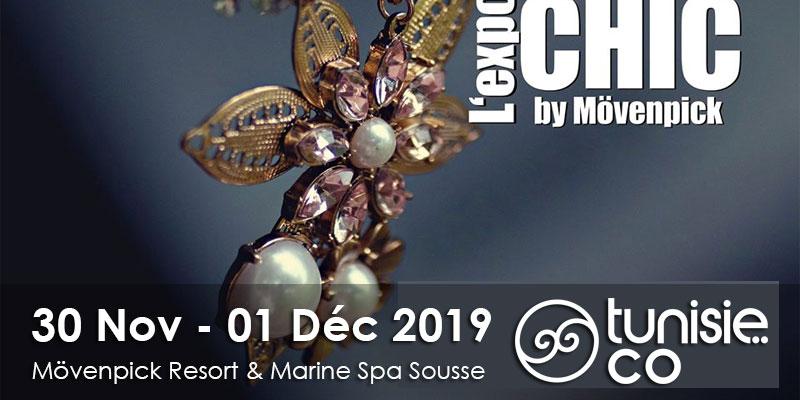 L'expo Chic by Movenpick le 30 Novembre et le 1er Décembre