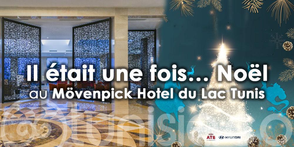 Il était une fois… Noël au Mövenpick Hotel du Lac Tunis