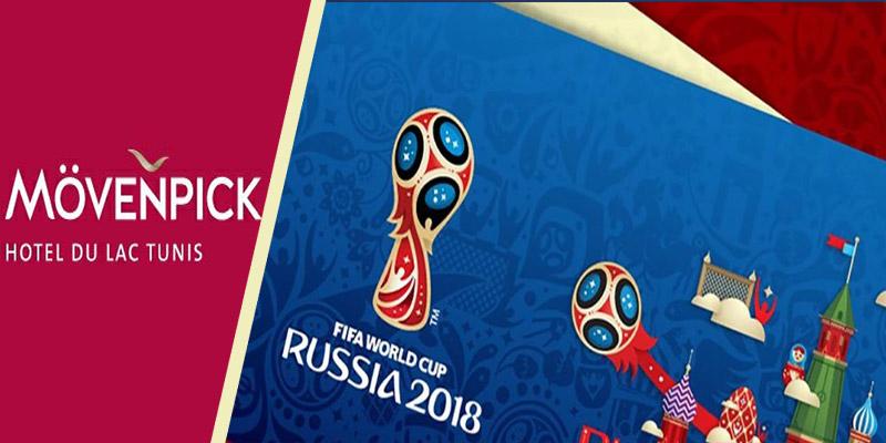 Vivez toutes les émotions de la Coupe du Monde de Football Russie 2018