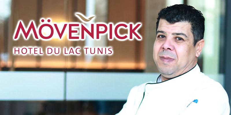 En vidéo: Dites bonjour au nouveau chef du Mövenpick Hotel du Lac Tunis