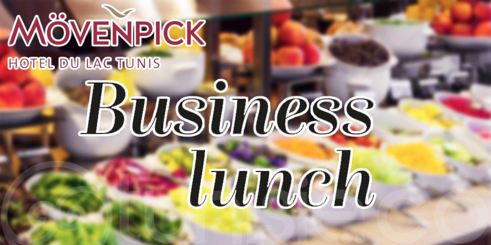 Le meilleur plan Business Lunch au Mövenpick Hotel du Lac Tunis