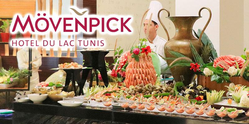 Retour du Méga Brunch du Mövenpick Hotel du Lac Tunis