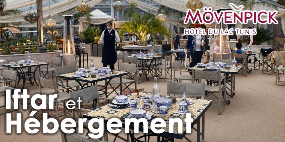 Les Iftars se poursuivent au Mövenpick Hotel du Lac Tunis dans une ambiance de Ramadan Zmen, La Belle Epoque !
