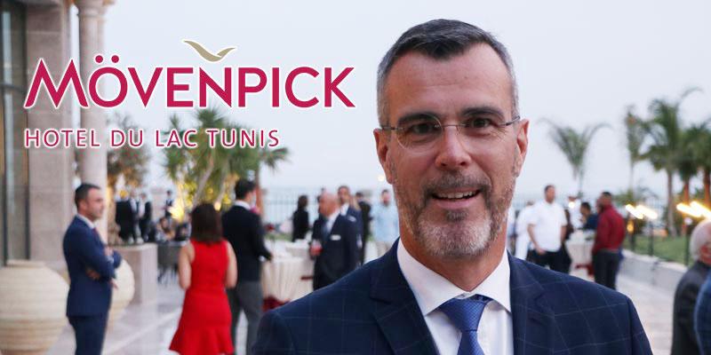 Olivier Chavy : J'espère annoncer prochainement un 4ème Movenpick en Tunisie
