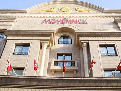 En vidéo : Inauguration en Musique du Mövenpick Hôtel du Lac Tunis