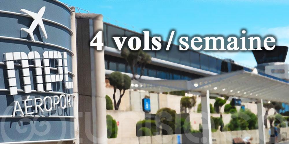 Été 2021: L'Aéroport Montpellier-Méditerranée reconnecte Djerba et Tunis-Carthage