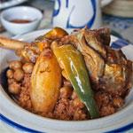 Rupture du jeûne au restaurant et café El M'Rabet avec un menu hebdomadaire variable