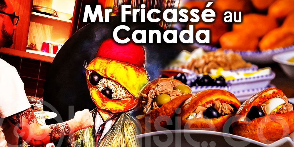 Mr Fricassé : L'authentique et traditionnel Fricassé débarque au Canada