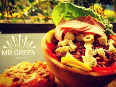 Découvrez Mr. Green, un nouveau restaurant à Sousse