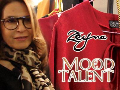 Elhem Tekaya Laourine présente la marque Zeyna qui réinvente la mode tunisienne