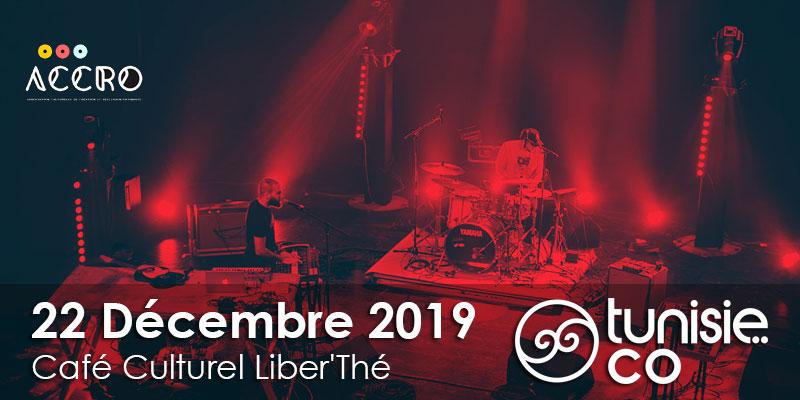 Murmures à Tunis - Psyclwn Transcendance de Hamza Abdelkrim le 22 Décembre