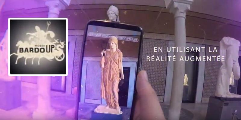 Quand la réalité augmentée s'invite au musée de Bardo