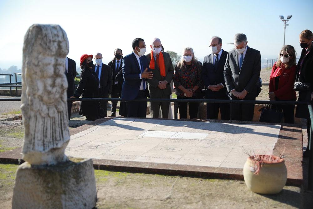 Le nouveau musée de Carthage se dessine petit à petit…