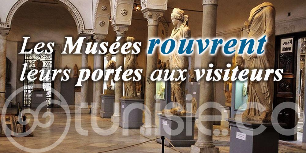 Les Musées rouvrent leurs portes aux visiteurs