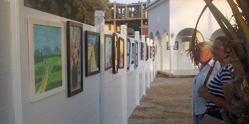 Le musée international des arts plastiques Inauguré à Monastir