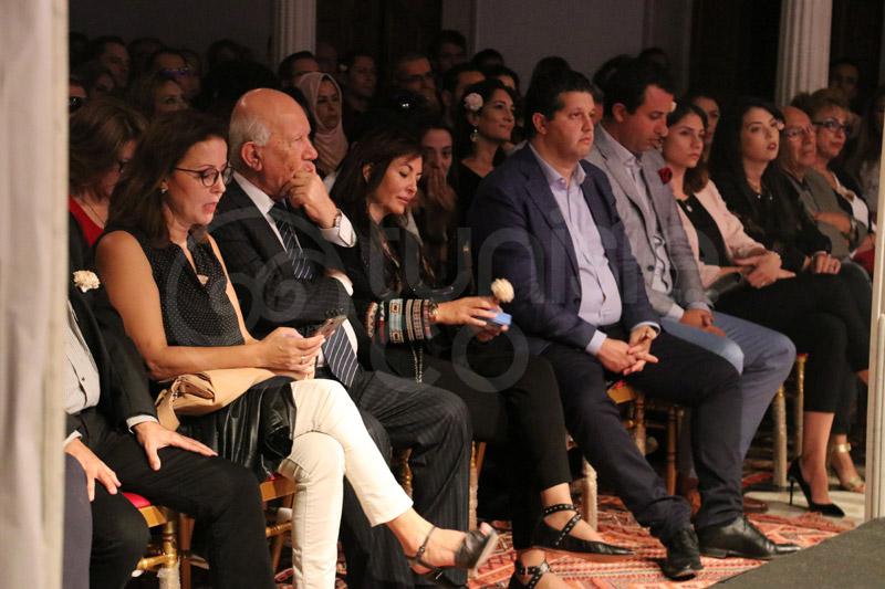 Revivez, en photos, l'ouverture du festival Mûsîqât avec Nasseer Shamma