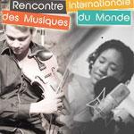Programme des Rencontres Internationales des Musiques du Monde les 6, 7 et 8 novembre à Sfax