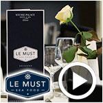 En vidéo : Découvrez Le Must, nouveau restaurant panoramique de l'hôtel Sousse Palace