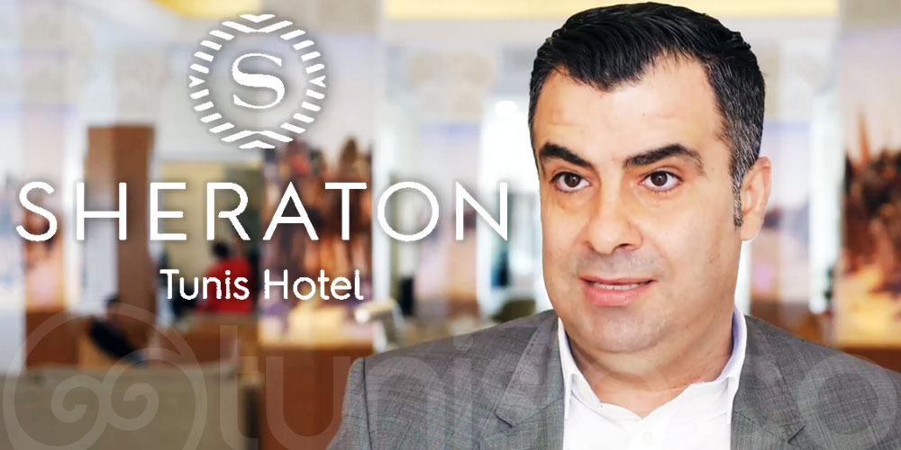 Mustafa Itani nouveau General Manager de l'Hôtel Sheraton Tunis