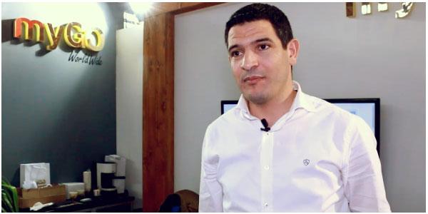 En vidéo : Mohamed Jamil Benzina parle de myGO Worldwide