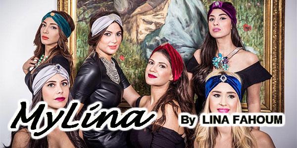 En vidéo : Avec MyLina, le turban plus qu'un accessoire, tout un style