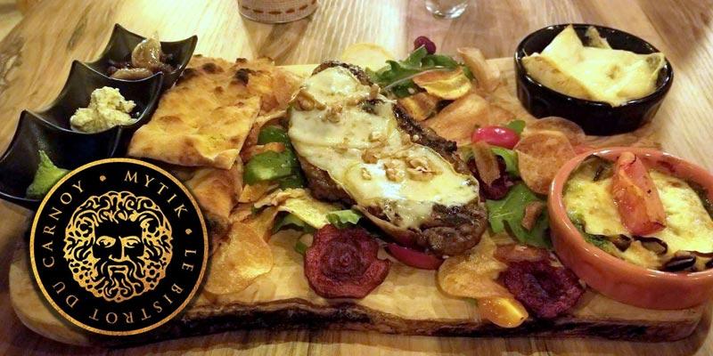 Découvrez MytiK, Le bistrot du Carnoy, le nouveau restaurant à El Menzah 5