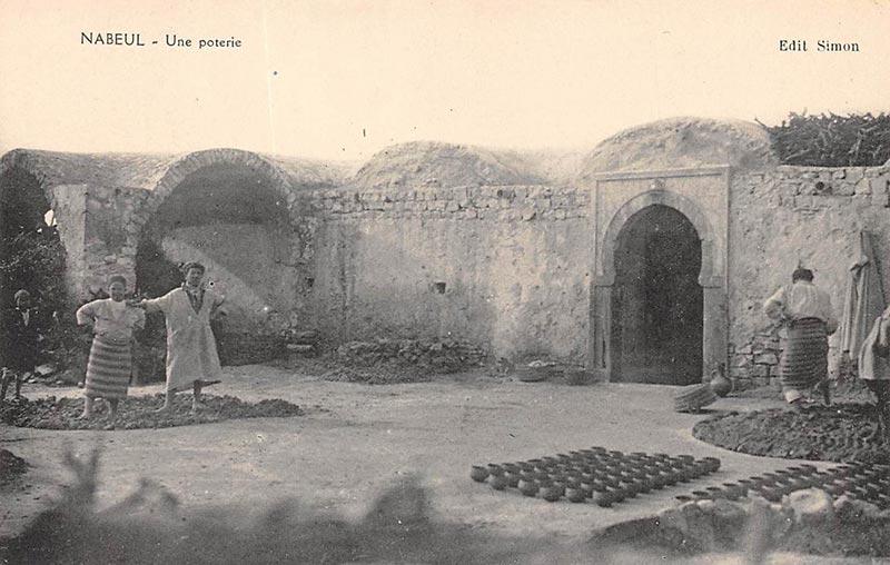 En 10 photos anciennes : La poterie de Nabeul, un savoir-faire d'antan