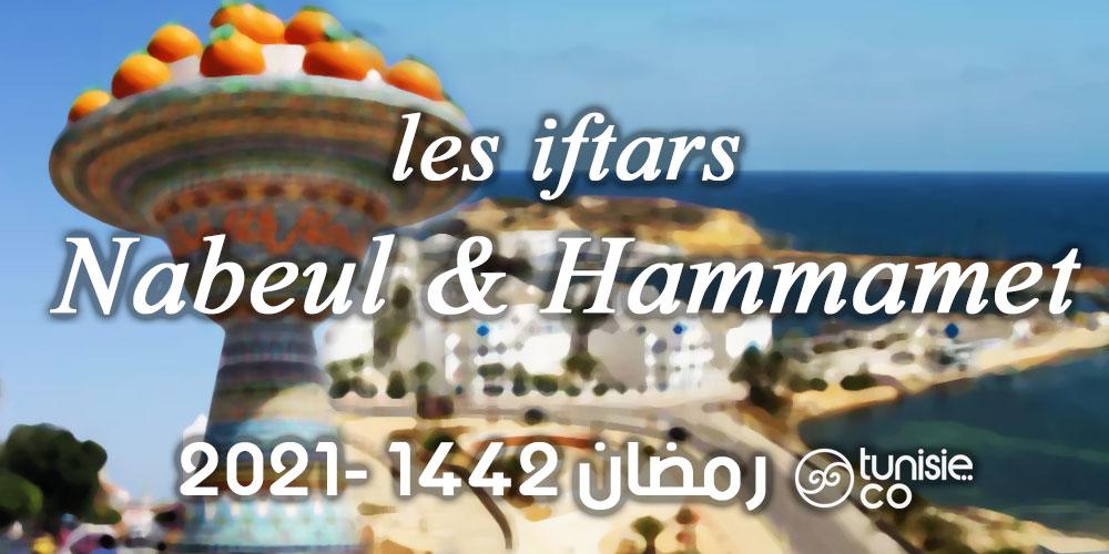 Liste des Iftars : Nabeul & Hammamet