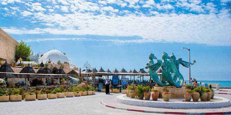 Une hausse de 26% des indicateurs touristiques à Nabeul et Hammamet au cours de l'année 2017