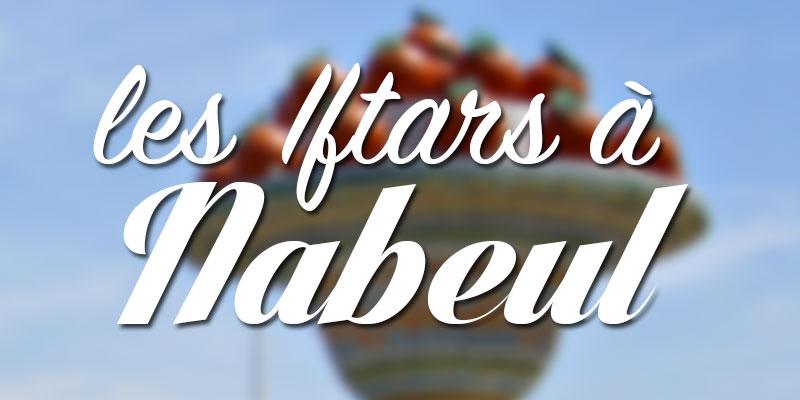 Liste des Iftars à Nabeul
