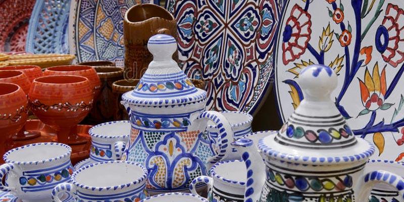 L'exceptionnelle poterie de Nabeul couvre le festival international de la Céramique à Moknin
