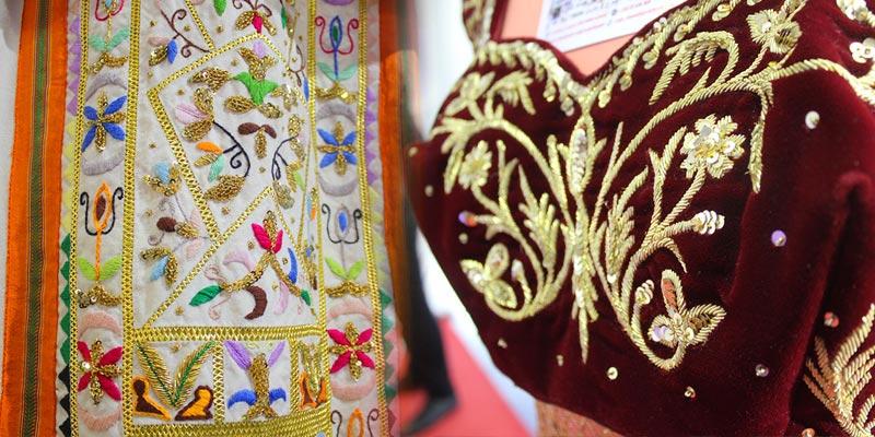En vidéo : Découvrez l'art de la broderie traditionnelle à Nabeul