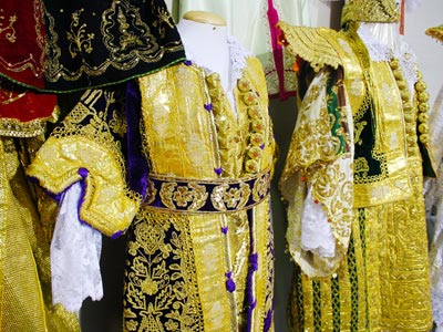 En vidéo : Découvrez les habits traditionnels que portent les mariées à Nabeul