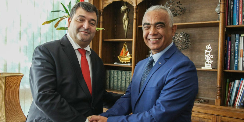 نبيل بزيوش مديرا عاما للديوان الوطني التونسي للسياحة