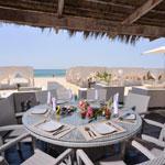 Rupture du jeûne au Nahrawess Beach Hammamet