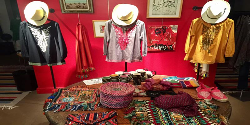 En vidéo: Quand l'artisanat tunisien inspire une créatrice à Paris