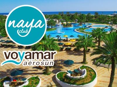 Le nouveau Naya Club de Voyamar s'installera à Djerba à partir d'avril 2018