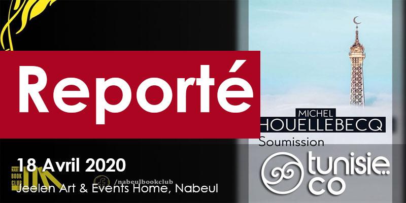 Nbc#76: Soumission par Michel Houellebecq le 18 Avril