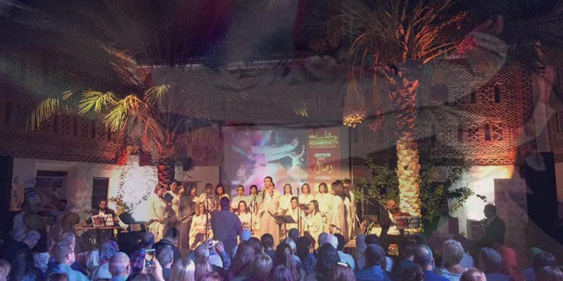 En photos : 20 mille visiteurs attendus au festival Rouhaniyet à Nefta