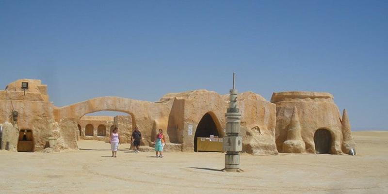 Bientôt, un village cinématographique à Nefta