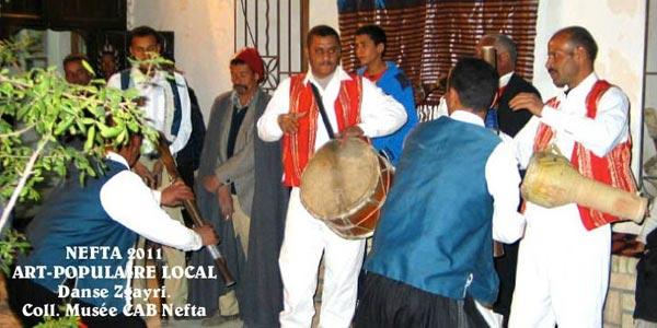 En photos : Découvrez la danse folklorique de Zgayri de Nefta