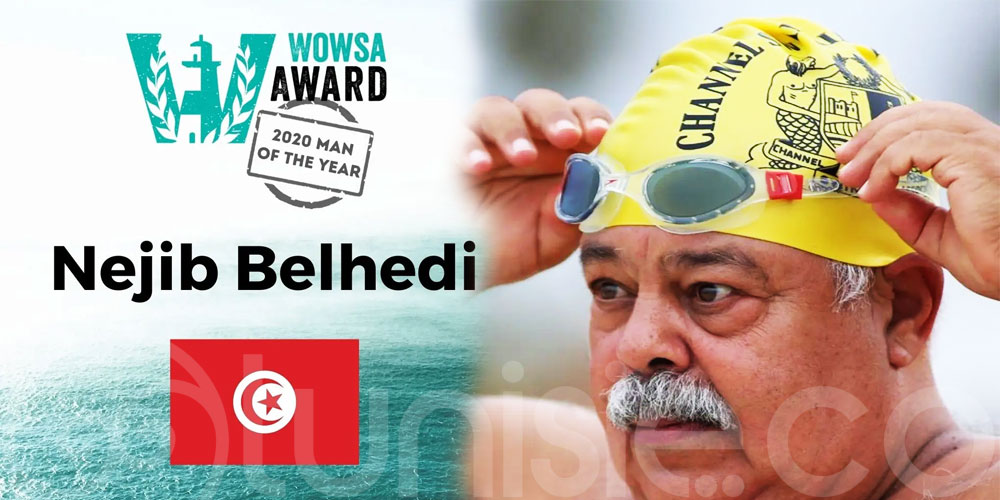 Votez Nejib Belhedi, MAN OF THE YEAR 2020 !