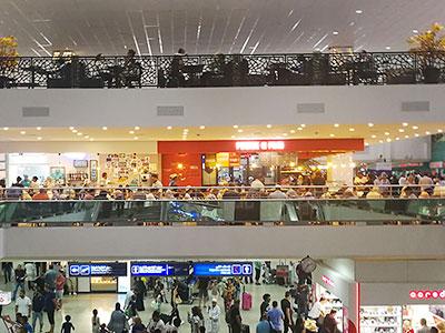 En photos : Le magnifique nouveau café NEWREST de l'aéroport Tunis Carthage