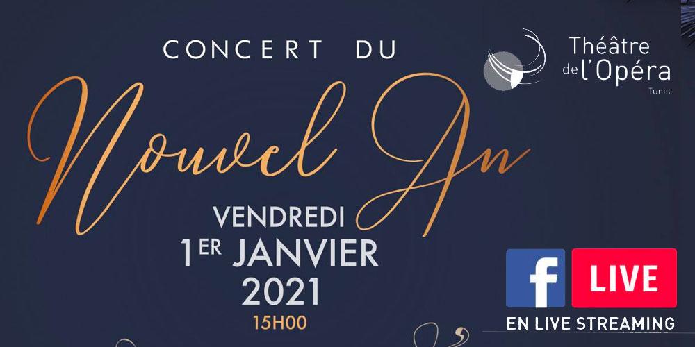 Le Concert du Nouvel An...chez vous en Live Streaming
