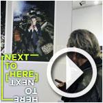 En vidéo : Vernissage de l'expo photos 'Next To Here/Près d'ici' à B'Chira Art Center