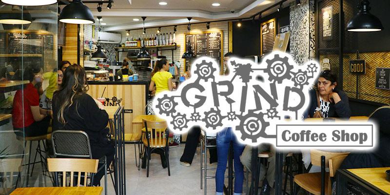 Découvrez le GRIND, un nouveau coffee shop à Ennasr 2