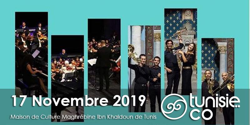 Concert de l'Orchestre des Jeunes Solistes avec Brass Min Nhass le 17 Novembre