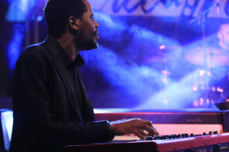 En photos : Nicole Slack Jones à l'ouverture du festival Sicca Jazz
