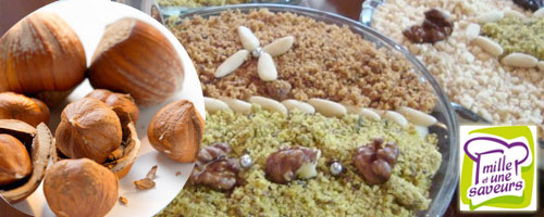 Deux variétés de Assida pour célébrer le Mouled à Mille et Une Saveurs
