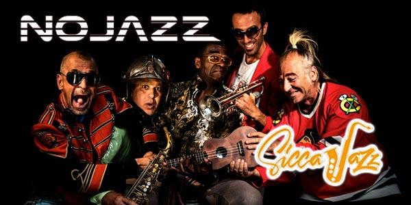Le célèbre groupe français Nojazz remplace l'artiste Seun Kuti au SiccaJazz